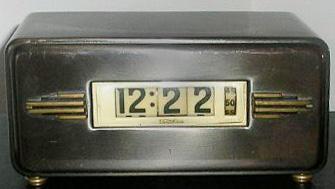 Telechron 8B23-WP