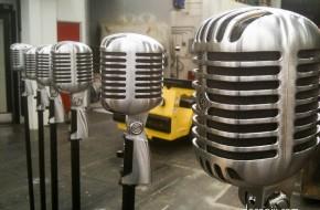 Shure 55 mics-60070