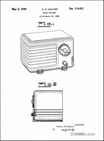 Ddetrola Pee Wee patent-60070
