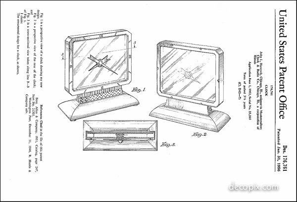 Fantasy Clock patent-WP-60070