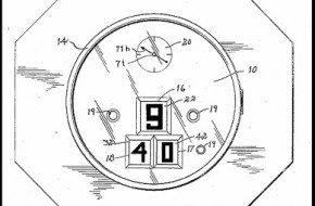 Handless clock patent-2-60070