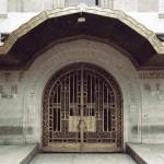 Mexican Railroad Union Building, courtesy Arturo Pavon
