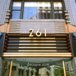 261-5th Ave, NYC (revolving door)