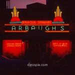 Arbaughs - Washington, DC (demolished)