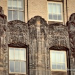Detail, Bell Telephone - Newark, NJ