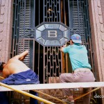 Restoring the Bacardi Bldg. - Havana