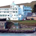 Burgh Island Hotel, South Devon, England, courtesy Rob Herbert