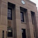 Caldwell County Courthouse, courtesy, E. Wood