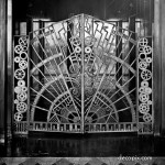 Gate, Chanin Bldg. - NYC