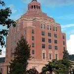 City Hall, Asheville, North Carolina, courtesy, Lorin Whittingto