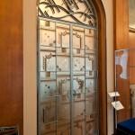 Door, Prince Asaka Mansion(2) - Tokyo