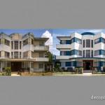 Edificio Gomez, 1999 & 2013 - Havana