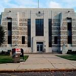 Courthouse, Faribault, Minnesota, courtesy Bob Barrett