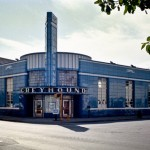 Greyhound Depot - Evanston, IN