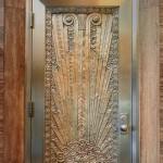 Door, Gulf Bldg. - Houston, Texas