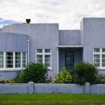 Art Deco House - Graymouth, NZ