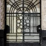 Art Deco Door - Mexico City