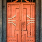 Art Deco Doors - Mexico City