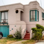Art Deco House - San Francisco