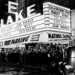 Lake Theatre, Grand Opening photograph, courtesy Classic Cinemas