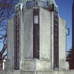 Lamp, Temple Emmanuel - Paterson, NJ