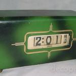 Lawson - model 219, Green leather