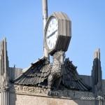 Clock - Montreal