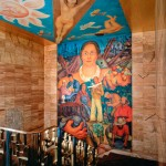 Mural by Diego Rivera - City Club of San Francisco