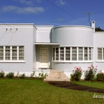 Art Deco House - New Zealand