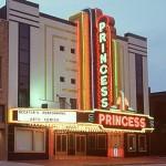 Princess Theatre, Decatur, Alabama, courtesy Michael Zale