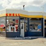 R&R Shell (demolished)