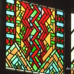 Stained Glass - Ahwahnee Hotel,
