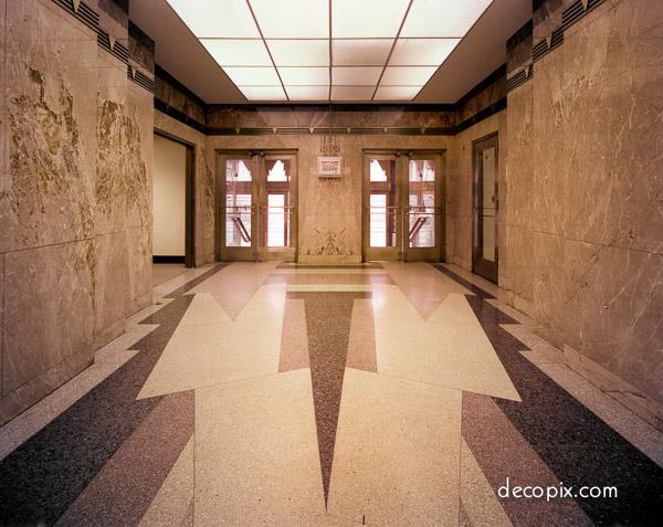 Art deco tile terracotta terrazzo gallery decopix for Belle flooring