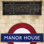 Manor House Station - London