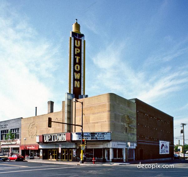 Uptown Theatre-Minneapolis. MN