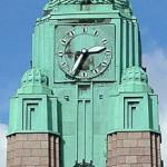 Tower, Train Station, Helsinki, Finland, courtesy Totti Turinen