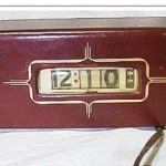 Lawson - model 219, Burgandy leather