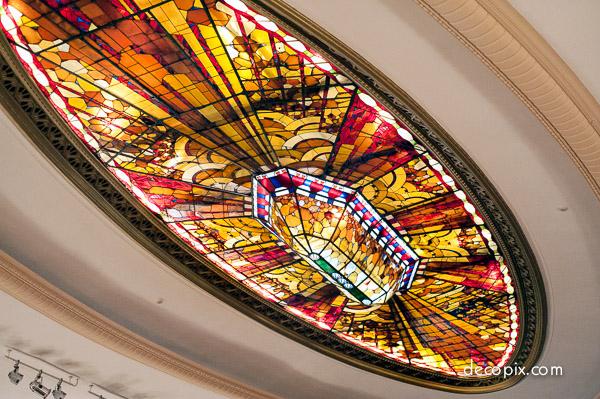 Ikura ceiling (1 of 1)