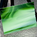 Vitrolite - Emerald Agate