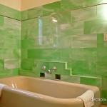 Vitrolite bath - Melbourne, Australia