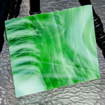Vitrolite - Green Agate