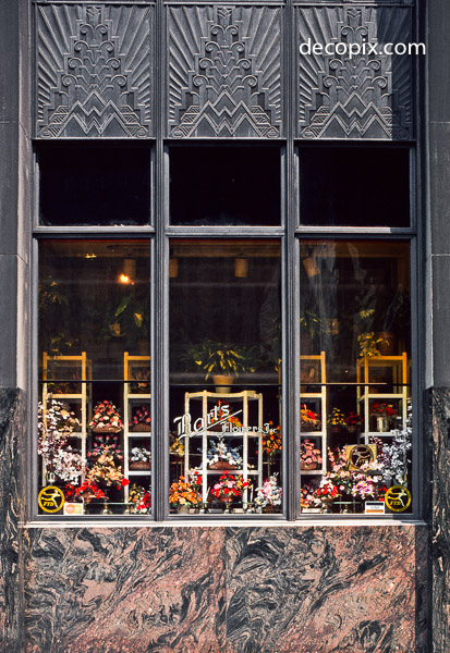 Flower Shop, 60 Wall Tower, NYC