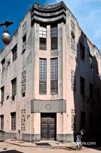 Unidentified building, Havana, Cuba