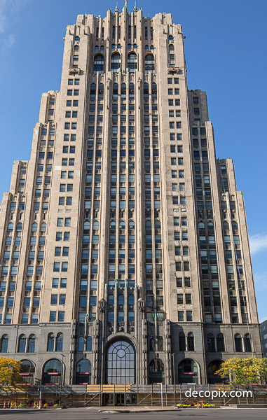 art deco detroit part 2 the fisher building decopix. Black Bedroom Furniture Sets. Home Design Ideas