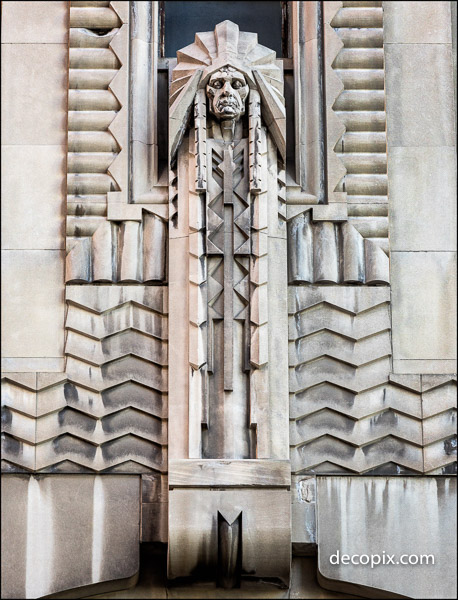 Art Deco Detroit Part 3 The Penobscot Building Decopix