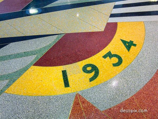 Newark Airport S Fabulous Art Deco Building One Decopix